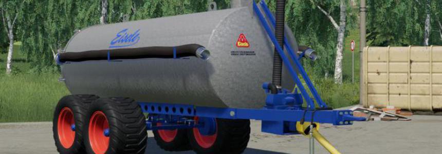 [FBM Team] 6m slurry tanker v1.0.0.0