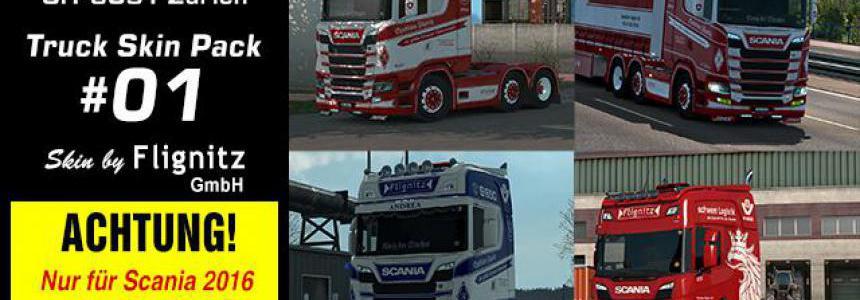 Flignitz Trucks skins v1.0