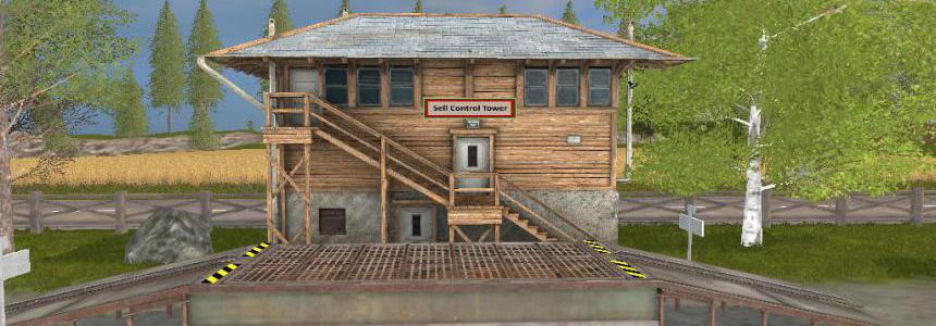 FS17 Sell Control Tower By BOB51160 v1.0.0.0