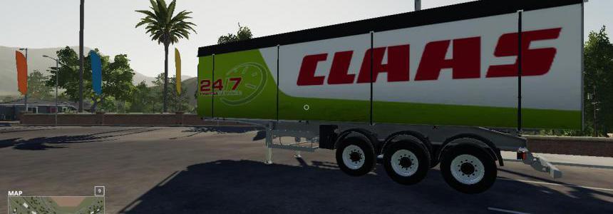 FS19 BENALU CLAAS SERVICE TIPPER v1.0