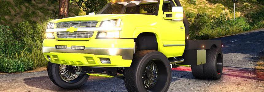 FS19 Chevrolet 3500HD v1.0