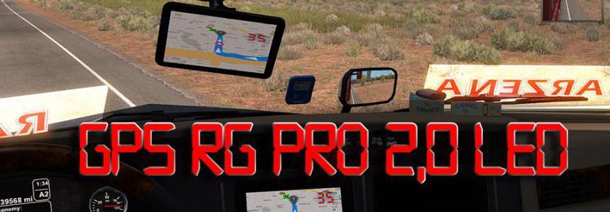 GPS RG PRO LED v2.0