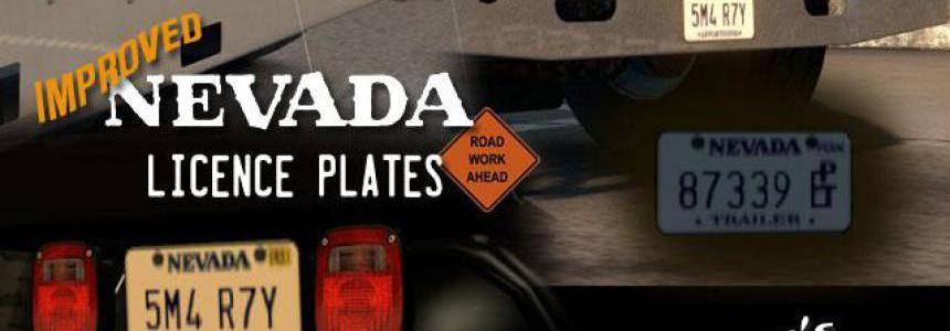 Improved licence plates v1.2