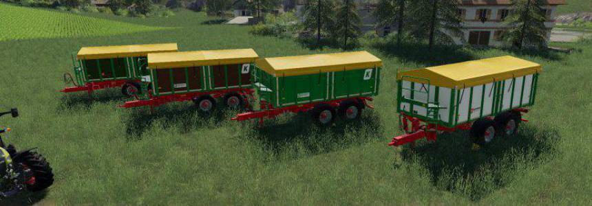 Kroger Agroliner Tkd Dynamische v1.0.0.0