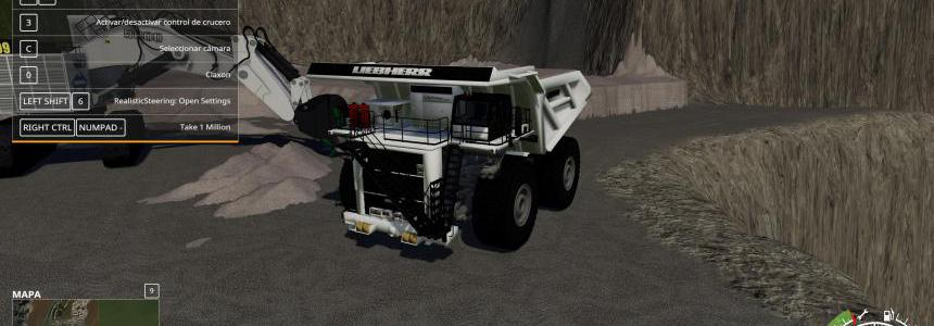 Liebherr T284 and Cat v1.0