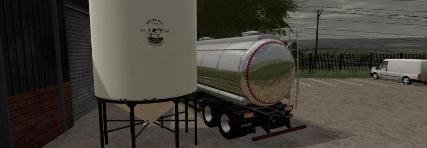 Milk Purchase Tank v1.0