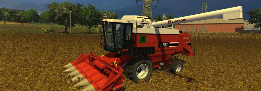 MR Fiatagri L521 MCS v1.0