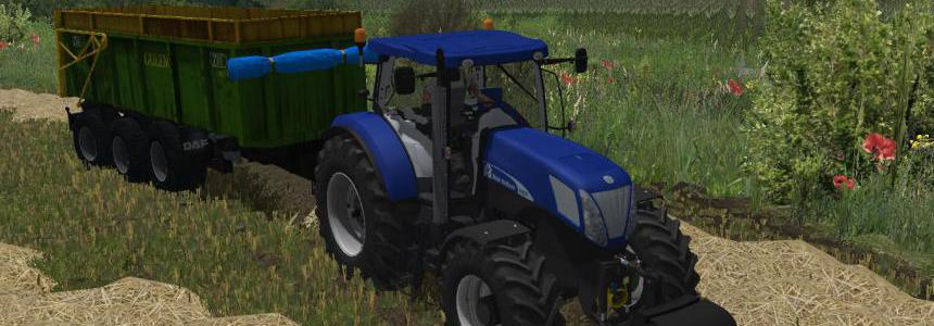 MR New Holland T7070 Pack v1.0