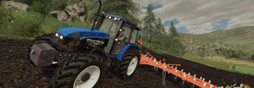 New Holland TS Series v1.0