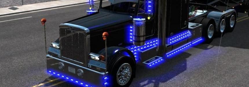 Outlaw Custom Peterbilt 379 v3.1
