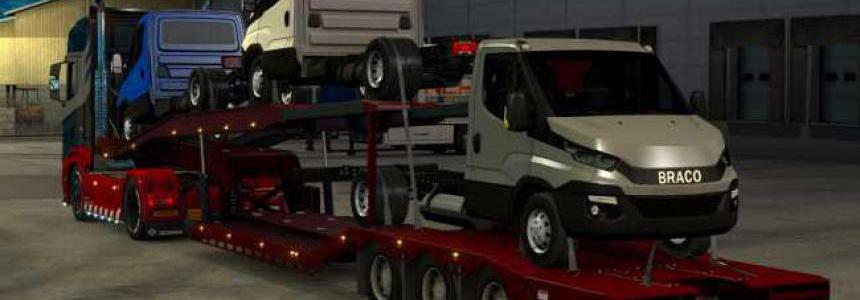 Purchasable Car Transporter Trailer v1.0