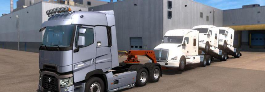 Renault T Range (SCS) conversion for ATS 1.35