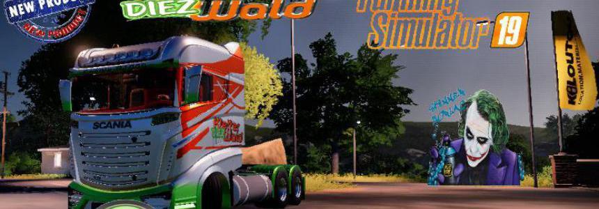 SCANIA R1000 KLETTER WALD v1.5
