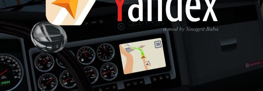 Yandex Navigator v1.2