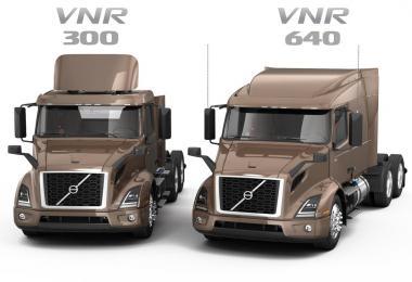 Volvo VNR 2018 v1.22 1.36