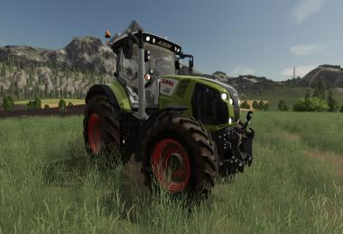 CLAAS AXION 800 v1.0.0.0