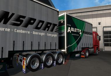 Australian Drop Deck Trailers v30.11.19 1.36.x