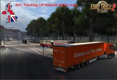 BGC Trucking UK Rebuild (fixed 02.11) v1.1.1