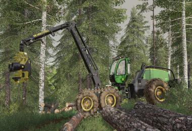 Big tree JD 1470 v1.0