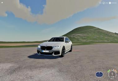 BMW 7 Series FS19 v1.0