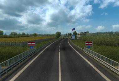 Border improvements pack for ProMods 2.42 v1.1.0