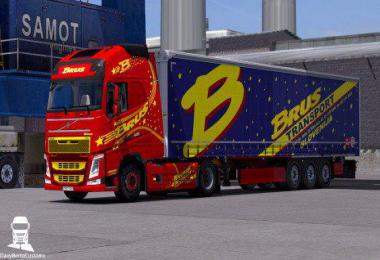 Brus Transport Skin Pack v1.0