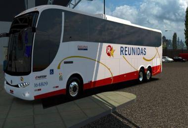 Bus Marcopolo G6 1200 MB v2.1