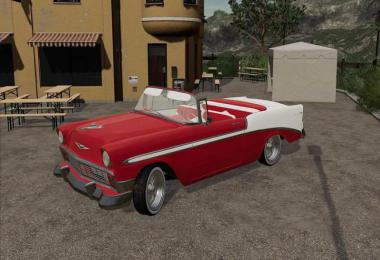 Chevrolet Bel Air Convertible 1956 v1.0