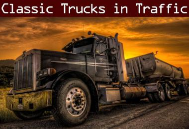 Classic Truck Traffic Pack by Trafficmaniac v1.1
