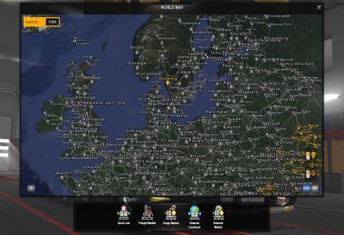 Colour background for all maps v1.0