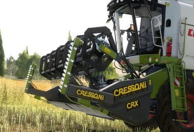 Cressoni CRX v1.0.1.0