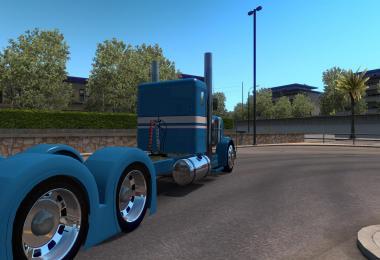 Custom Peterbilt 351 v2.0