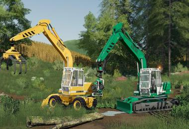 Excavator Liebherr 902 Pack v1.0.0.0