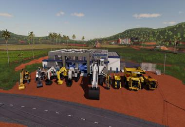Excavators and Dumpers for Mining & Construction Economy v0.1