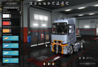 Fix New Pack Acssesiore – For All Trucks – Ets2 1.36.x