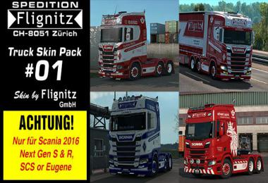 Flignitz Trucks skins v1.0