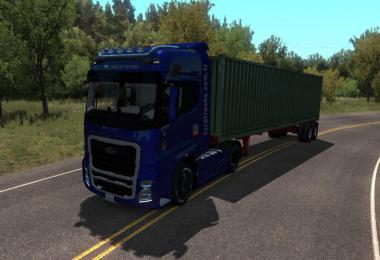 Ford F-Max v1.0 for ATS