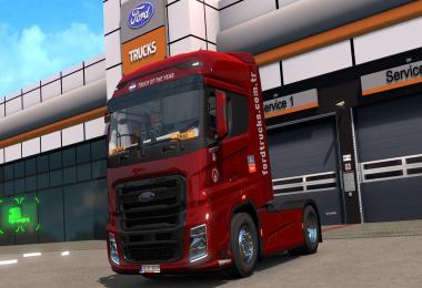 Ford Trucks F-MAX Fixed v1.5