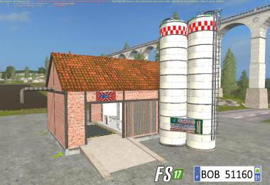 FS17 MultiStorageShed rework BY BOB51160 v2.0.0.0