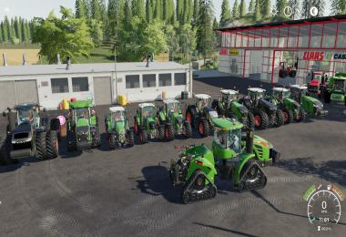 FS19 Mod update pack 27/11 by Stevie