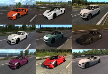 GTA V Traffic Pack v2.1 1.36