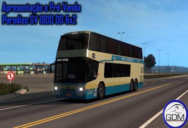 GV 1800 DD volvo Design group 1.36