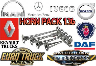 Horn Pack 1.36