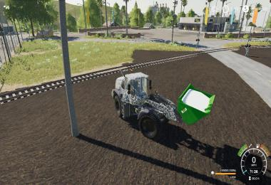 John Deere loader bucket v2.0