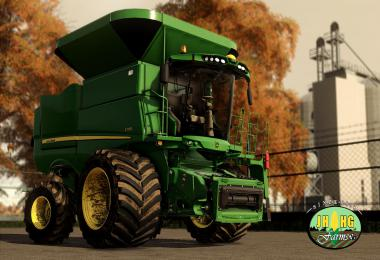John Deere S700 Series North/South America & Australia official v2.0