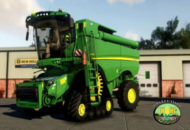 John Deere S700i Series European official v2.0