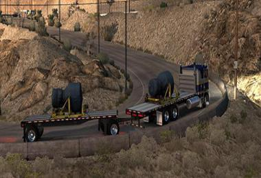 K100E Truck and Trailer Add-on Mod v1.0