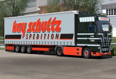 Kay Schultz Spedition GmbH Skin Pack v1.0