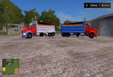 Kenworth t880 v2 and v3 pack v1.0.0.2