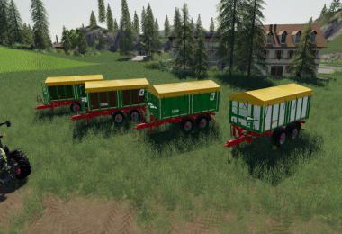 Kroger Agroliner Tkd With Dynamic Hoses Mp Capable v1.0